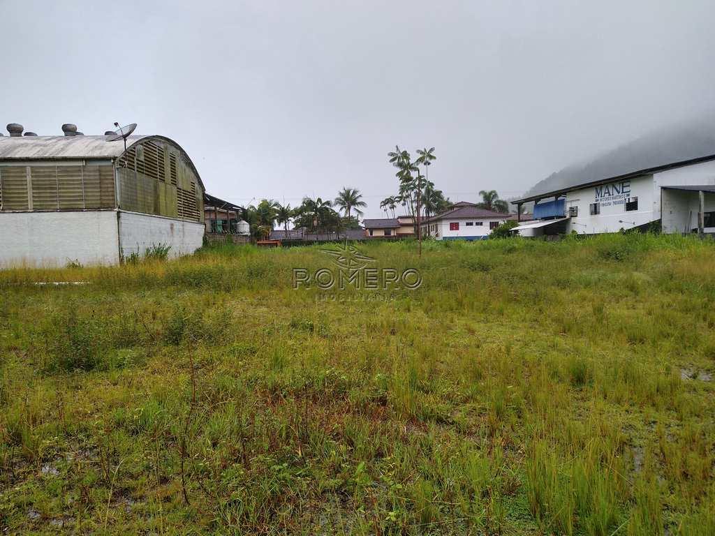 Área em Ubatuba, no bairro Praia Saco Ribeira