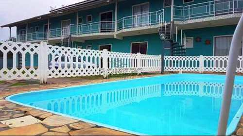 Apartamento, código 1257 em Ubatuba, bairro Praia da Maranduba