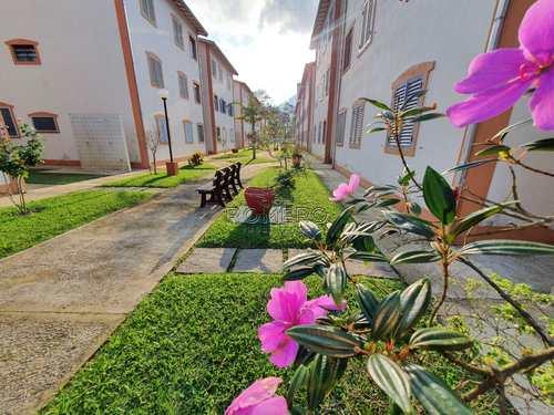 Apartamento, código 1297 em Ubatuba, bairro Praia do Sapê