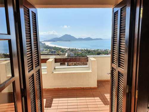 Apartamento, código 1309 em Ubatuba, bairro Praia das Toninhas