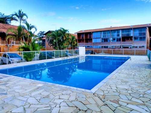 Apartamento, código 1338 em Ubatuba, bairro Praia do Sapê