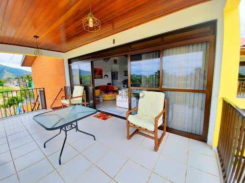 Apartamento, código 1413 em Ubatuba, bairro Praia do Sapê