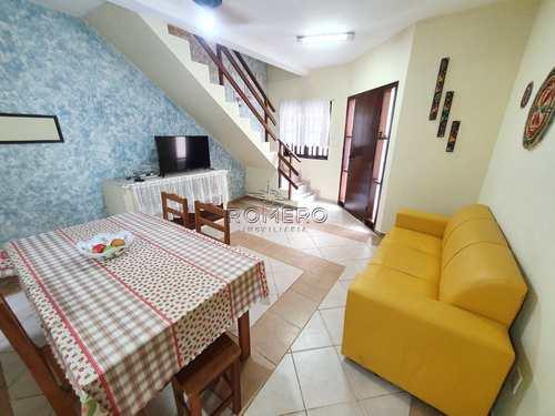 Apartamento, código 1425 em Ubatuba, bairro Praia da Maranduba