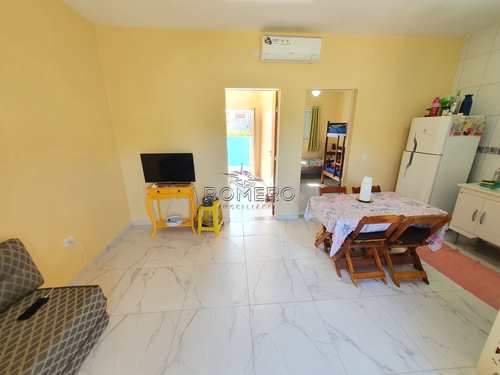 Apartamento, código 1461 em Ubatuba, bairro Praia da Maranduba