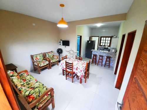 Apartamento, código 1468 em Ubatuba, bairro Praia do Sapê