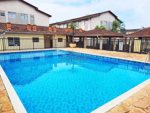 Apartamento, código 1592 em Ubatuba, bairro Praia do Sapê
