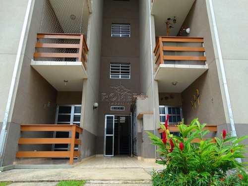Apartamento, código 1595 em Ubatuba, bairro Praia do Sapê