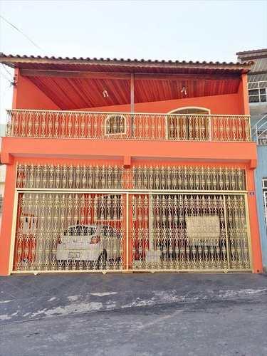 Sobrado, código 1478 em Guarulhos, bairro Jardim Cocaia