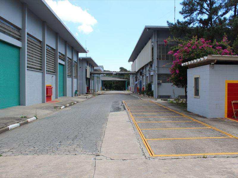 Galpão em São Bernardo do Campo, no bairro Jordanópolis