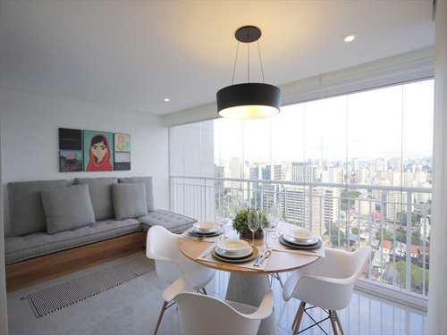 Apartamento, código 1273 em São Paulo, bairro Vila Nova Conceição