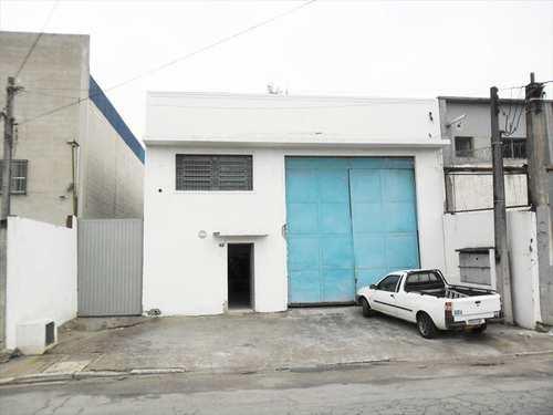 Galpão, código 1233 em Guarulhos, bairro Cidade Industrial Satélite de São P