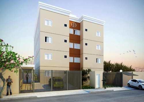 Apartamento, código 1223 em Guarulhos, bairro Vila Paraíso