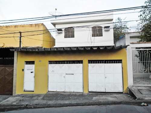 Sobrado, código 1208 em Guarulhos, bairro Jardim Castanha