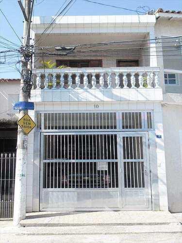 Sobrado, código 1447 em Guarulhos, bairro Residencial Parque Cumbica