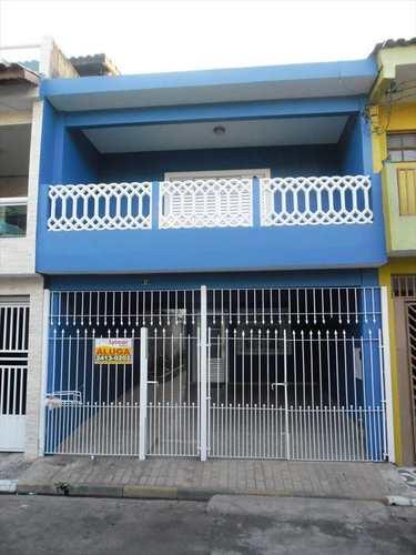 Sobrado, código 1164 em Guarulhos, bairro Residencial Parque Cumbica