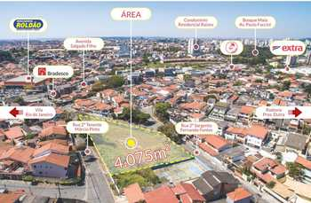 Área, código 1139 em Guarulhos, bairro Jardim Santa Mena
