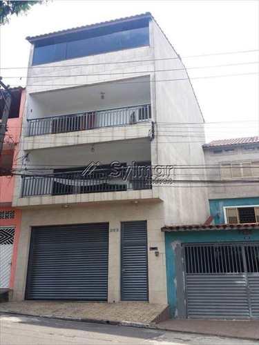 Sobrado, código 1107 em Guarulhos, bairro Parque São Miguel