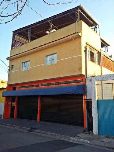 Casa, código 1013 em Guarulhos, bairro Jardim Presidente Dutra