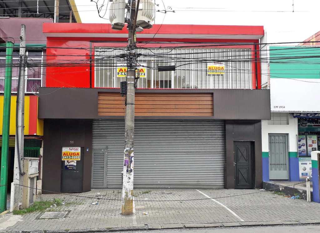 Prédio em Guarulhos, no bairro Cumbica