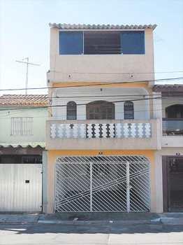 Sobrado, código 1434 em Guarulhos, bairro Residencial Parque Cumbica