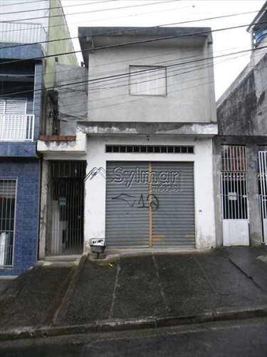Casa, código 733 em Guarulhos, bairro Jardim Presidente Dutra