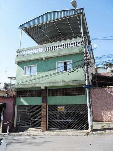 Sobrado, código 703 em Guarulhos, bairro Cidade Soimco