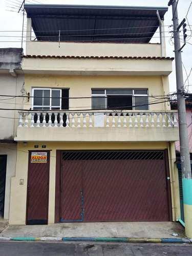 Casa, código 409 em Guarulhos, bairro Vila Aeroporto