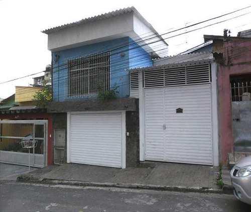 Casa, código 898 em Guarulhos, bairro Cidade Soimco