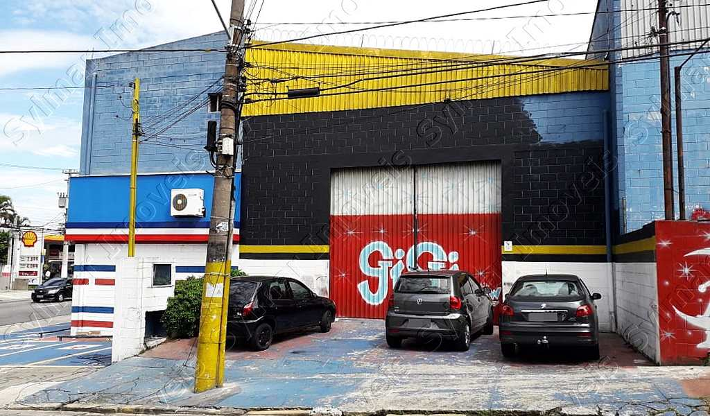 Galpão em São Paulo, bairro Penha