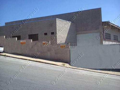 Galpão, código 367 em Guarulhos, bairro Conjunto Residencial Paes de Barros