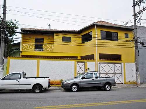 Sobrado, código 361 em Guarulhos, bairro Cidade Soimco