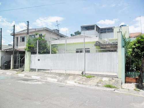 Casa, código 279 em Guarulhos, bairro Vila Paraíso