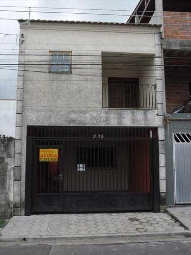 Sobrado, código 277 em Guarulhos, bairro Jardim Presidente Dutra