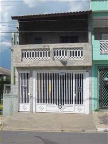 Sobrado, código 266 em Guarulhos, bairro Vila Nova Bonsucesso