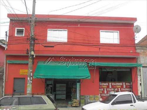 Sobrado, código 242 em Guarulhos, bairro Cidade Jardim Cumbica