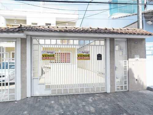 Sobrado, código 257 em Guarulhos, bairro Vila Flórida