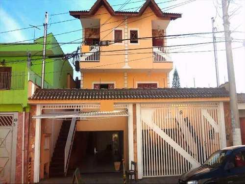 Sobrado, código 191 em Guarulhos, bairro Vila Rosália