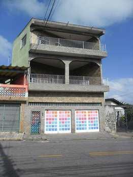 Sobrado, código 880 em Guarulhos, bairro Cidade Jardim Cumbica