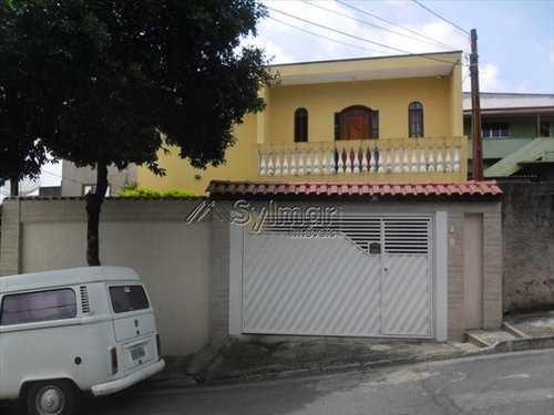 Sobrado, código 604 em Guarulhos, bairro Cidade Soimco