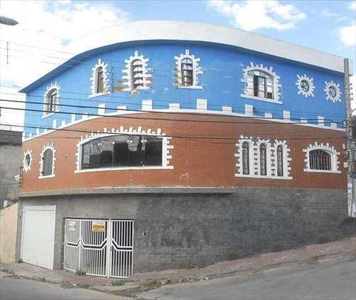 Sobrado, código 11 em Guarulhos, bairro Cidade Soimco