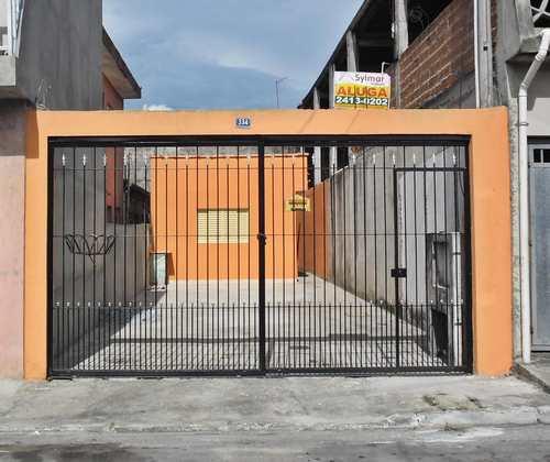 Casa, código 1581 em Guarulhos, bairro Jardim Presidente Dutra