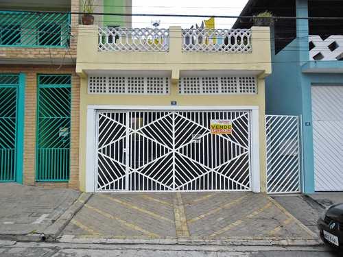 Sobrado, código 1582 em Guarulhos, bairro Jardim das Nações
