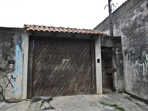 Casa, código 1604 em Guarulhos, bairro Jardim Santa Paula
