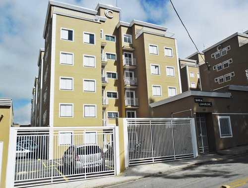 Apartamento, código 1614 em Guarulhos, bairro Jardim Silvestre