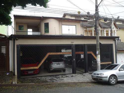 Casa, código 1619 em Guarulhos, bairro Jardim Santa Mena