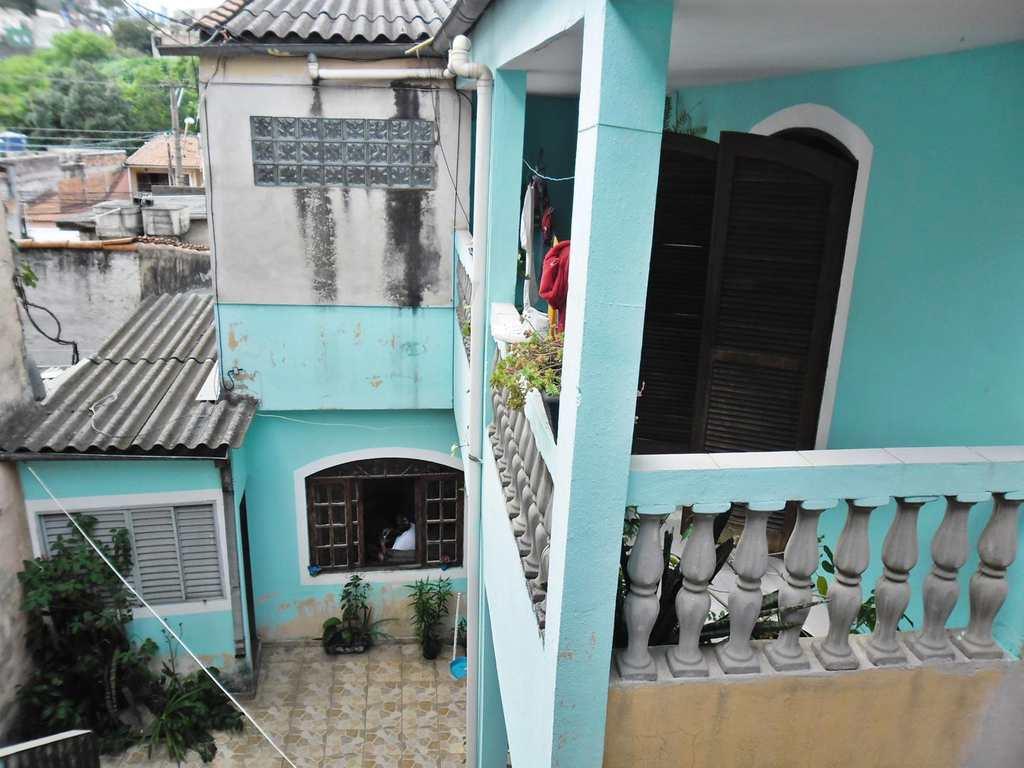 Casa em Guarulhos, bairro Vila Barros