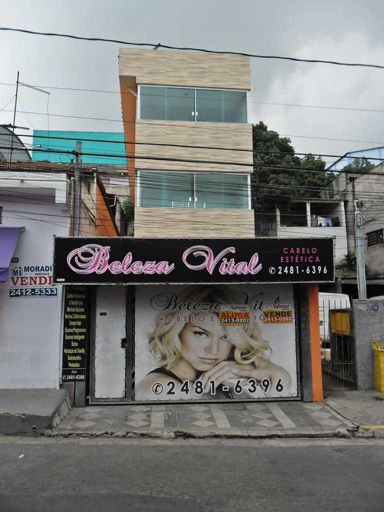 Sobrado Comercial em Guarulhos, bairro Vila Nova Cumbica