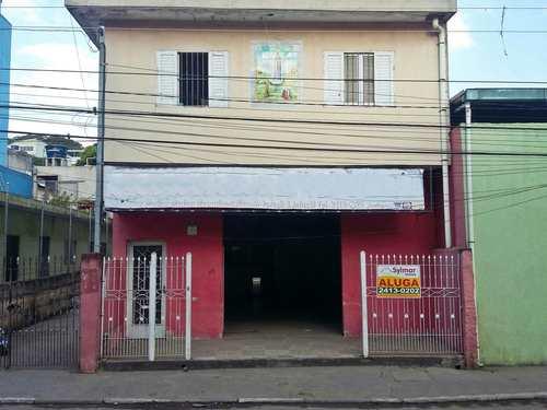 Salão, código 1633 em Guarulhos, bairro Vila Nova Cumbica