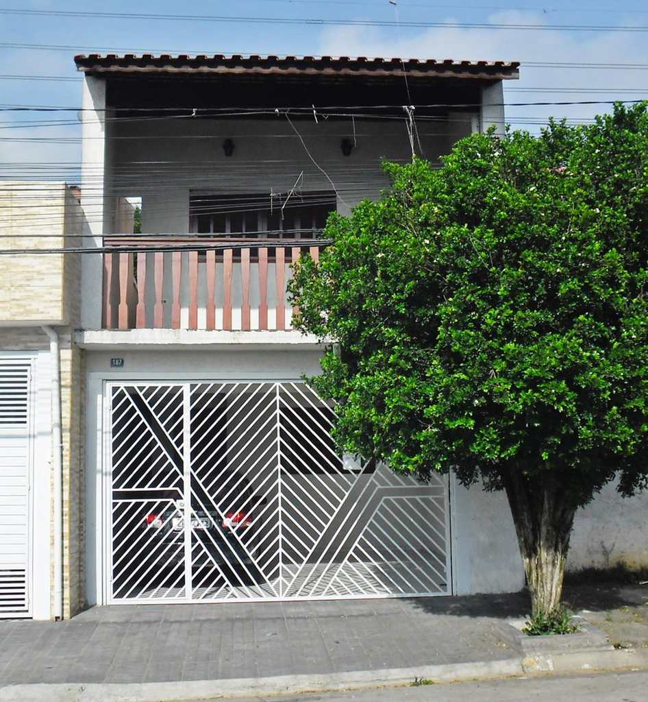 Sobrado em Guarulhos, bairro Cidade Jardim Cumbica