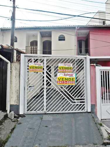 Sobrado, código 1656 em Guarulhos, bairro Jardim Ana Maria